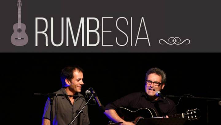Can Papasseit acull aquest dissabte Rumbesia un recital de poesia fusionat amb rumba | ÀUDIO
