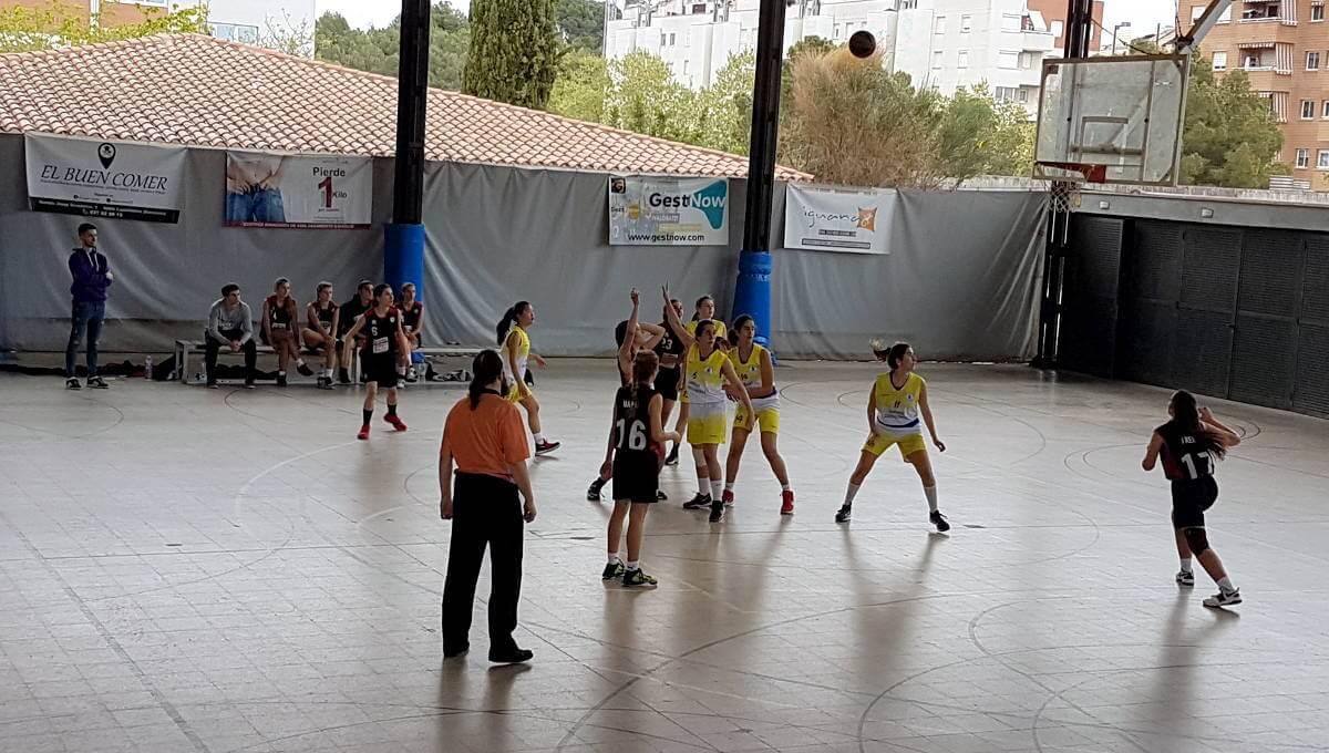 Victòria clau del júnior femení Endavant Vilanova contra el Joventut Castelldefels en la lluita pel segon lloc