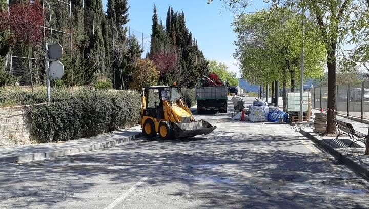 Finalitza la construcció de tres nous passos elevats al municipi amb l'objectiu de pacificar el trànsit