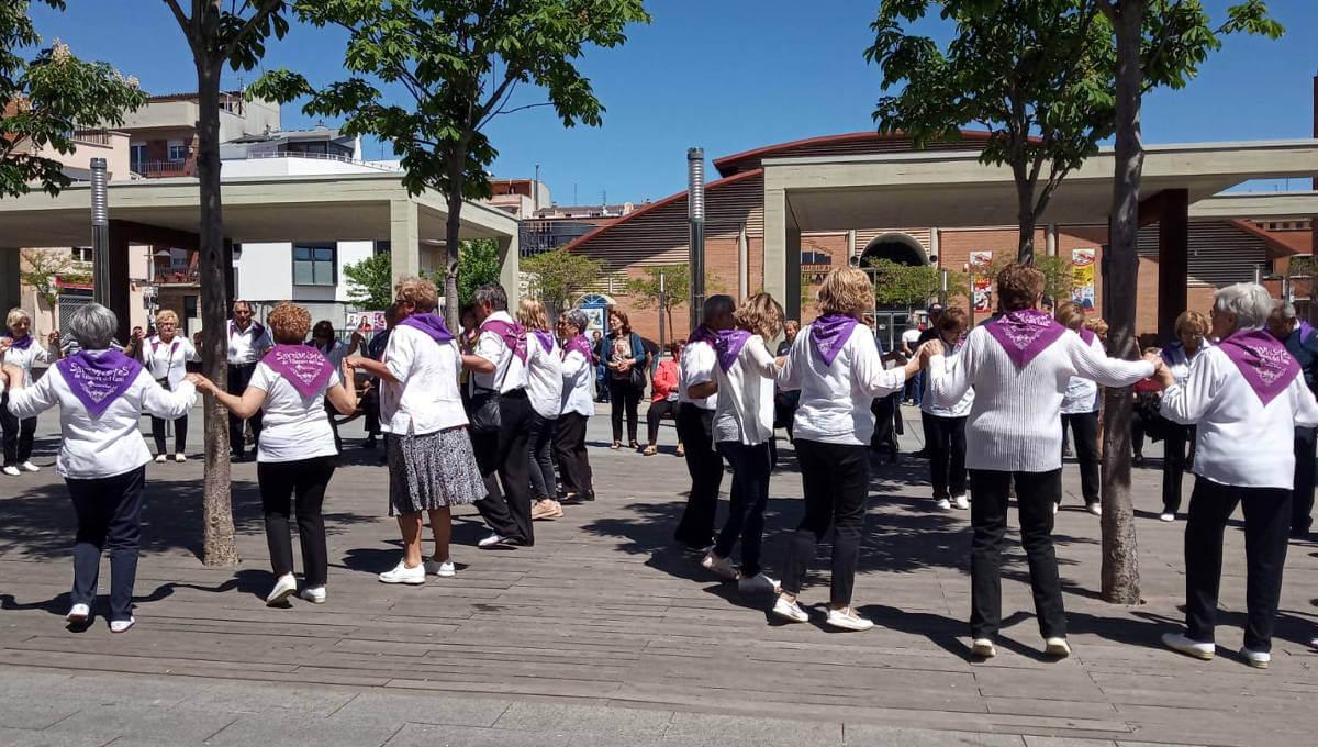 L'Associació de Sardanistes de Vilanova del Camí participarà el 9 de juny a l'Aplec de la Sardana d'Igualada