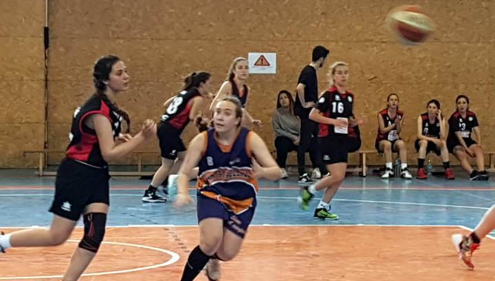 El Bàsquet Endavant tanca la temporada satisfet pel recorregut dels equips en la competició federada