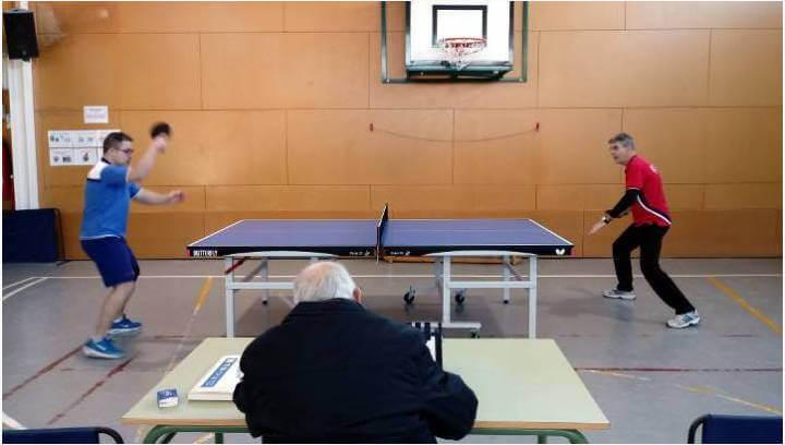El Club Tennis Taula Vilanova aconsegueix un valuós triomf contra el Sant Andreu