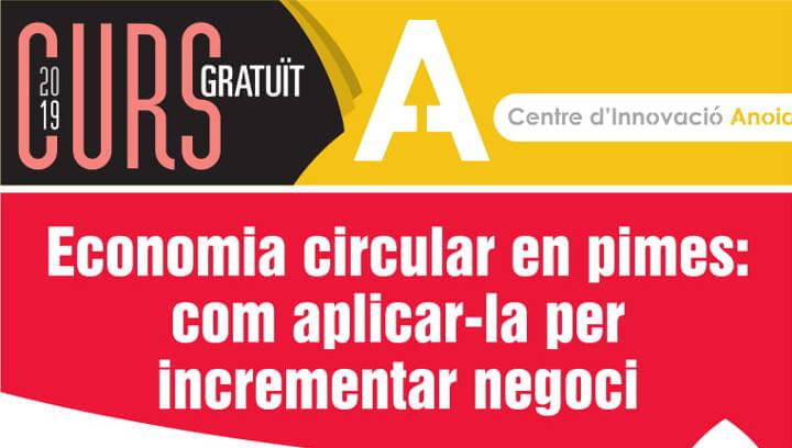 Un curs per aplicar l'economia circular en petites i mitjanes empreses