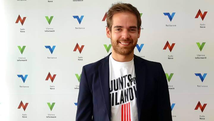 Entrevista a les candidatures – Jordi Barón de Junts per Vilanova del Camí | Eleccions Municipals 2019