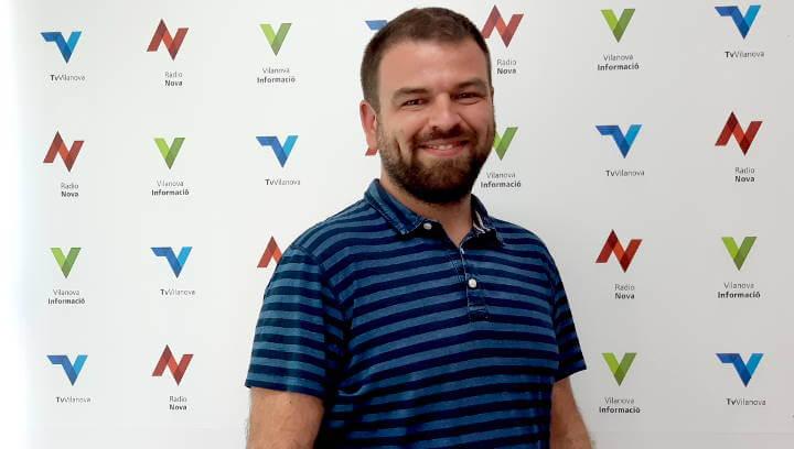 Entrevista a les candidatures –  Marc Bernàldez d'ERC de Vilanova del Camí | Eleccions Municipals 2019