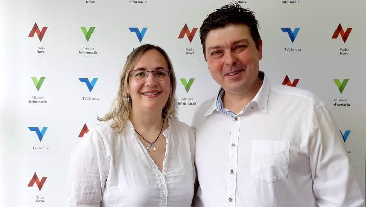 """Montse Martínez i Antonio Garcia d'AGG Servicios: """"L'objectiu d'AGG és oferir un servei integral, claus en mà"""""""