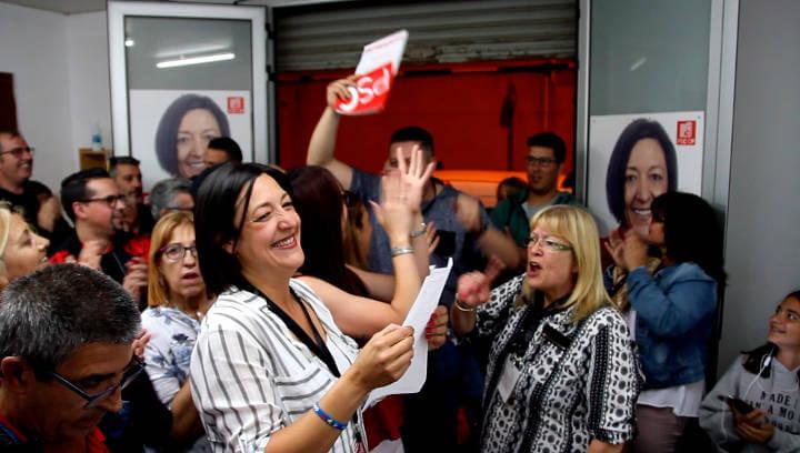 El PSC concentra el vot a Vilanova del Camí i frena l'entrada de cinc candidatures al consistori