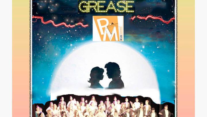 L'alumnat del Pla de les Moreres versionen Grease el mític musical de John Travolta i Olivia Newton-John