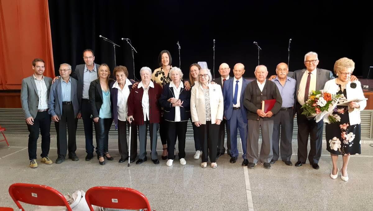 La vintena Setmana de la Gent Gran de Vilanova del Camí es tanca amb èxit de participació | FOTOS