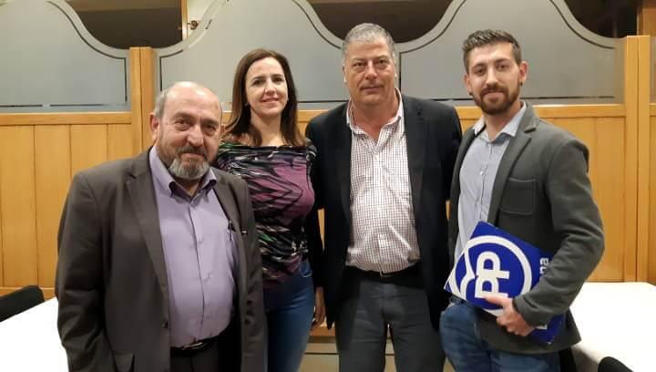 Aitor Colet assegura que l'objectiu del PP de Vilanova és treballar per millorar el municipi i el benestar de la seva gent