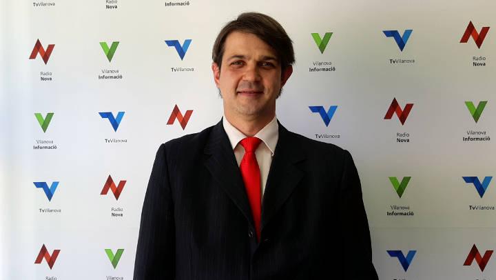 """Albert Viscarri, de Mapfre Vilanova: """"Tenir una assegurança no vol dir estar ben cobert"""""""