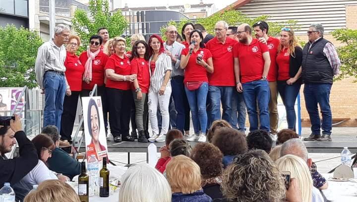 Noemí Trucharte vol seguir sent l'alcaldessa de tots els vilanovins i treballar pel conjunt de la ciutadania