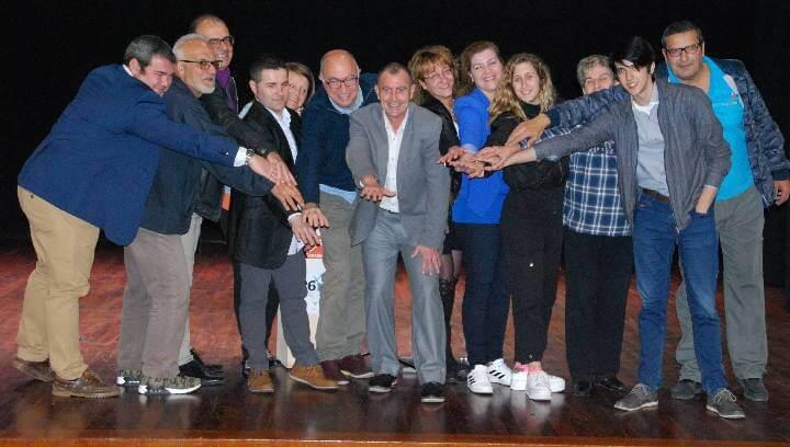 Ciutadans presenta la candidatura de Merino amb l'aixopluc anoienc dels alcaldables de la formació taronja