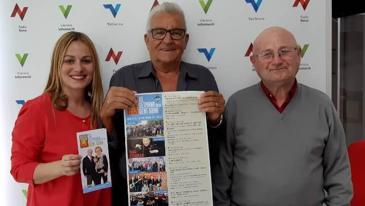 La gent gran de Vilanova del Camí gaudirà del 6 al 12 de maig d'una setmana plena d'activitats | ÀUDIO