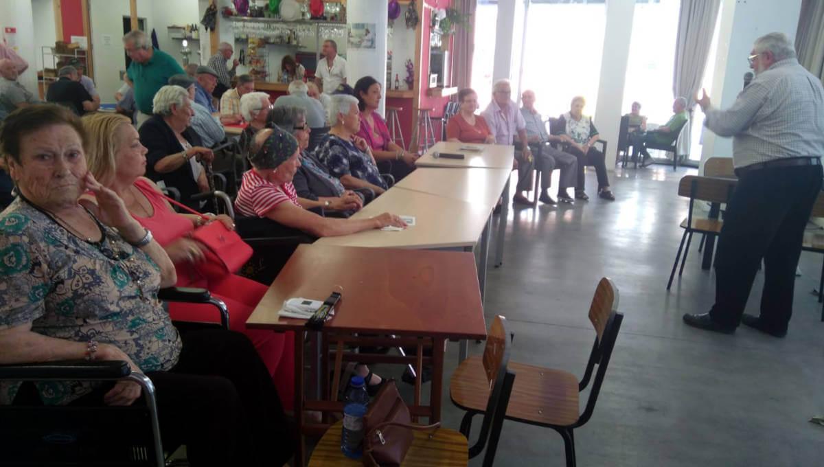 Les persones grans de Vilanova tindran veu en el 8è Congrés Nacional de Gent Gran