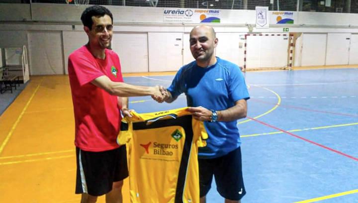 Nou entrenador Sergi Molins Can Tito-v22
