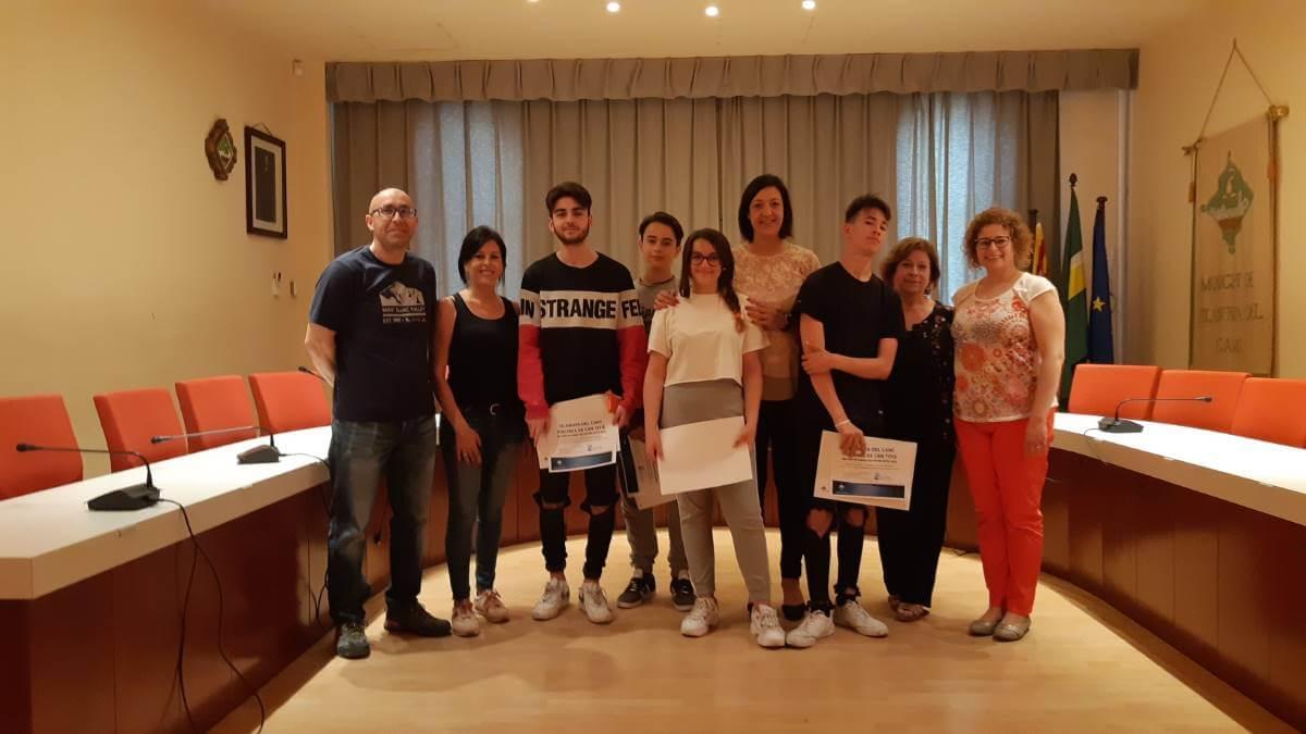 Quatre alumnes acaben amb èxit el Projecte Morera i aposten per seguir l'escolarització reglada