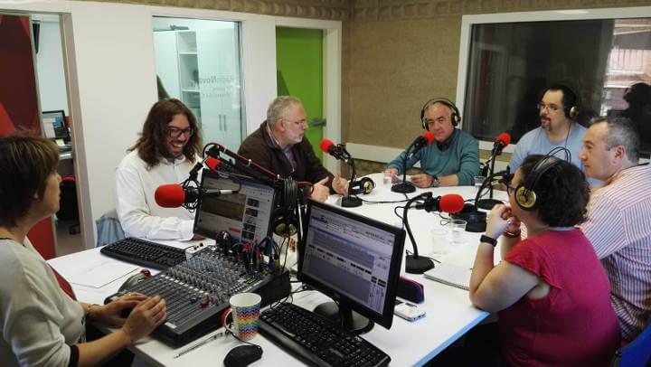 El Positiva-Ment Ràdio tanca la temporada conversant amb Antoni de Febrer