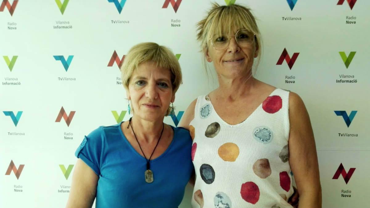 El grup de voluntàries de les Polseres Candela teixeix lligams de complicitat i solidaritat | ÀUDIO