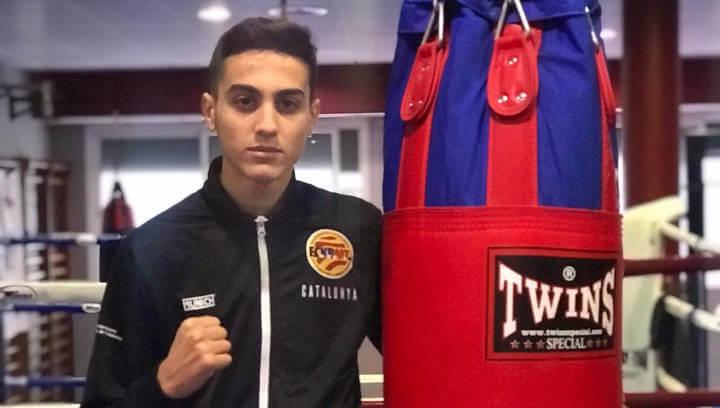 Walid Ikken del Furio Jol Vilanova es proclama campió de Muaythai IFMA 2019