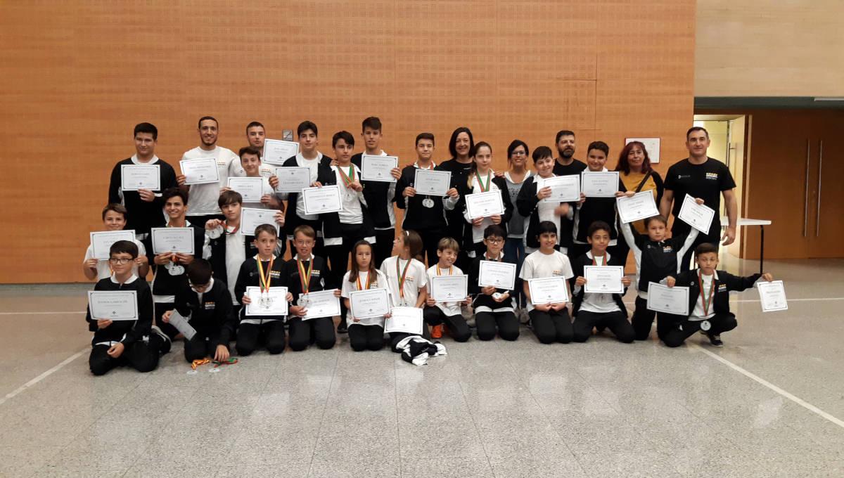 L'Ajuntament reconeix al CE Budokan per l'excel·lent treball de l'equip al Campionat d'Espanya de Nihon Taijitsu | ÀUDIO i FOTOS