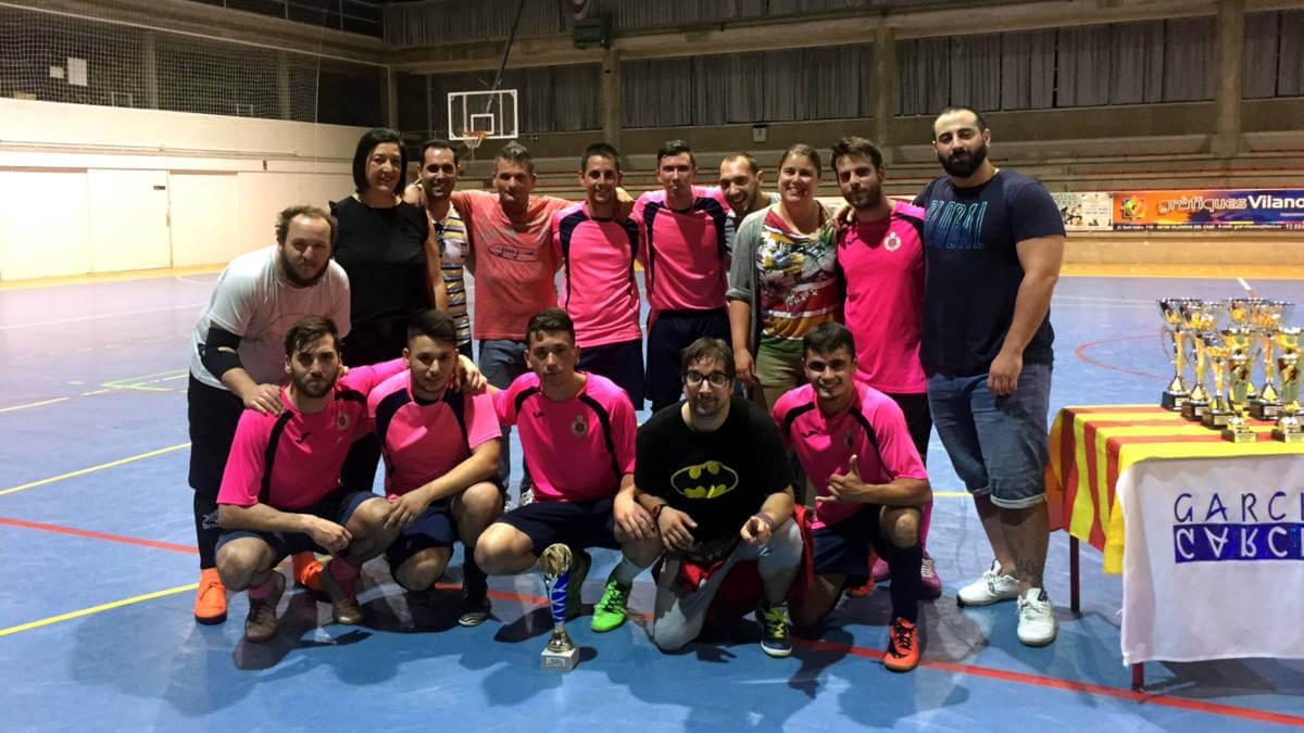 Can Claramunt guanya la Final de Copa 2019 a la tanda de penals