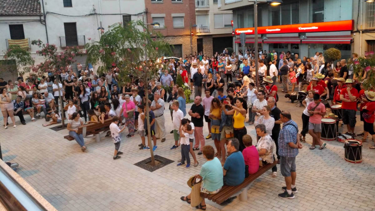 Els carrers i places de Vilanova del Camí es vestiran de Festa Major del 29 d'agost al 2 de setembre
