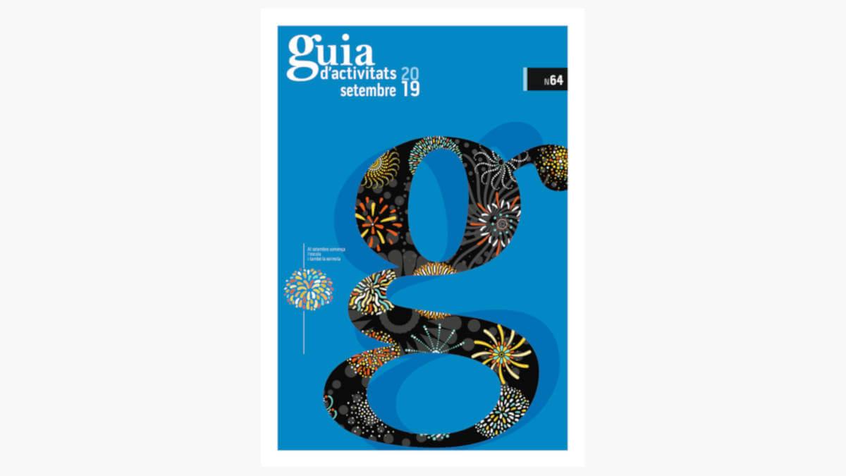 GUIA d'ACTIVITATS n.64 Setembre de 2019