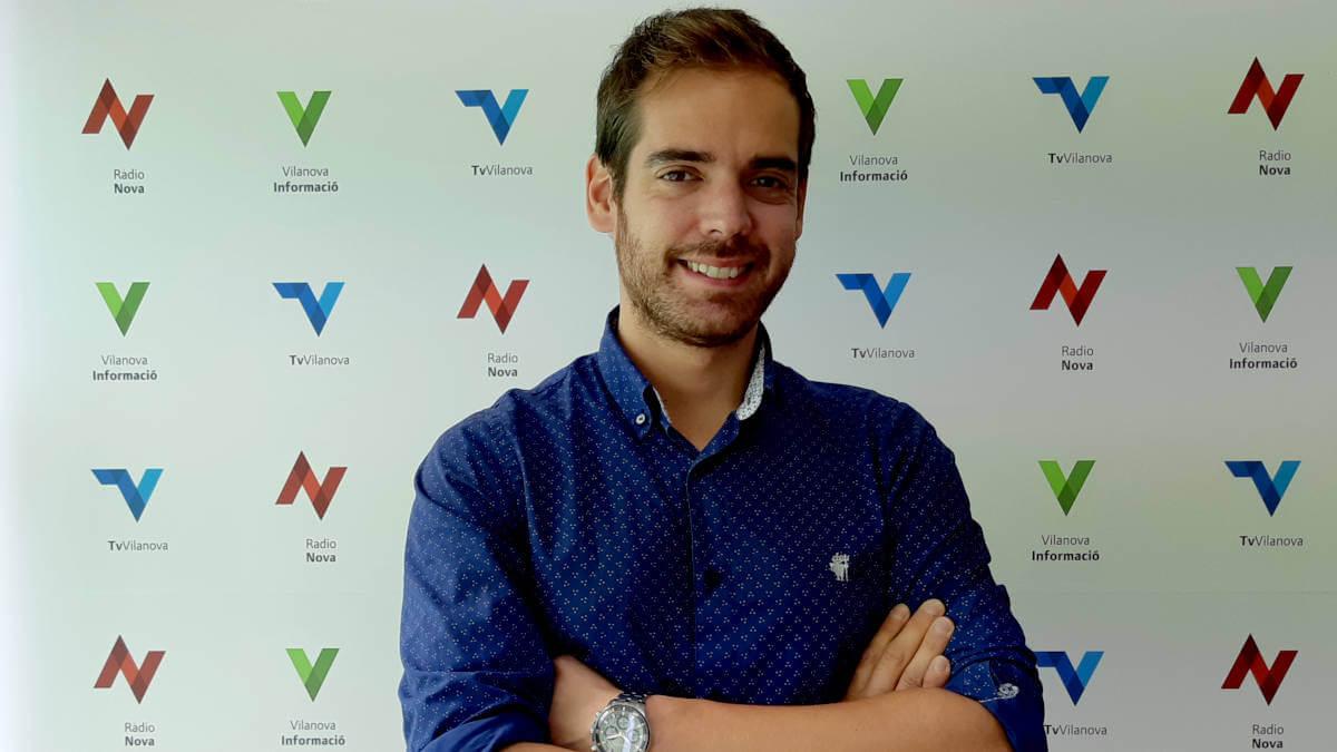 La Tribuna de Ràdio Nova – Jordi Barón de Junts per Vilanova del Camí