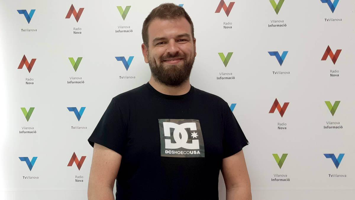 La Tribuna de Ràdio Nova – Marc Bernáldez d'ERC Vilanova del Camí