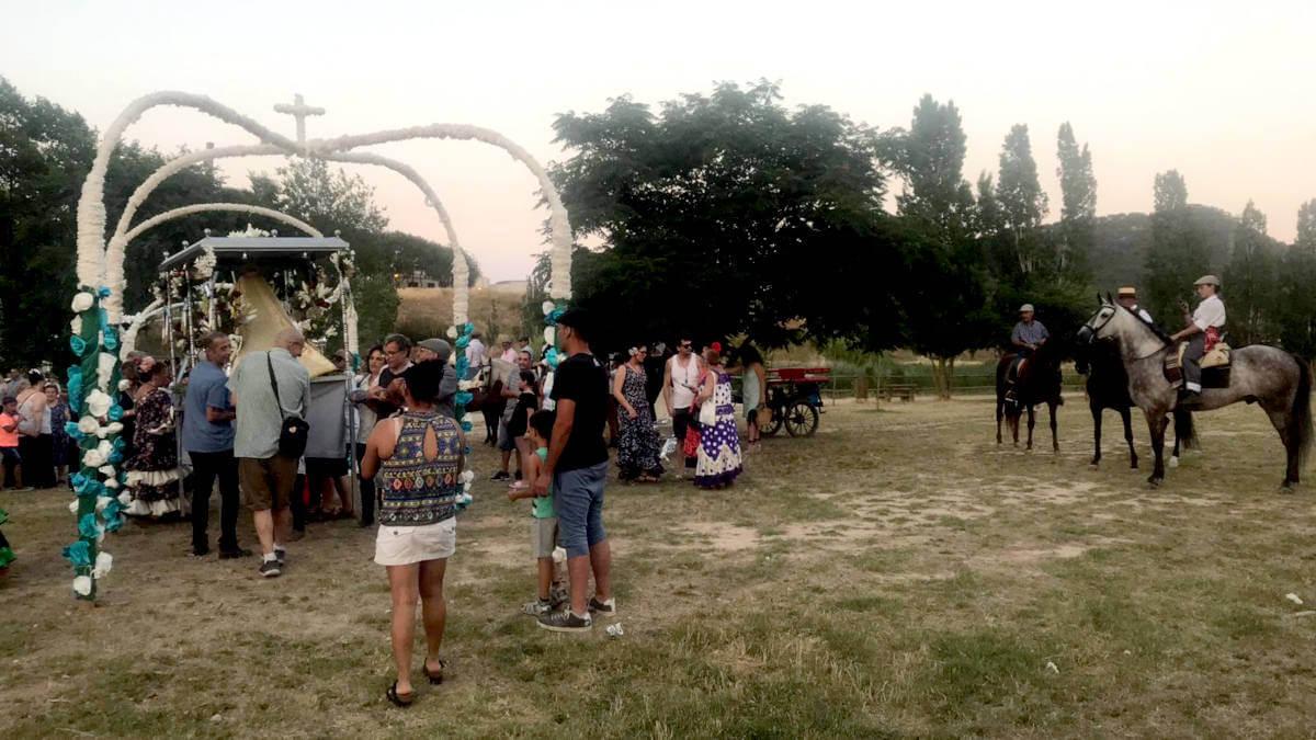 Satisfacció i agraïment per la bona acollida de la romeria comarcal de la Virgen del Rocío