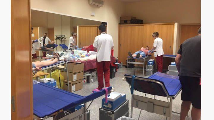 L'acapte especial d'estiu a Vilanova del Camí suma 49 donants de sang i 5 de plasma