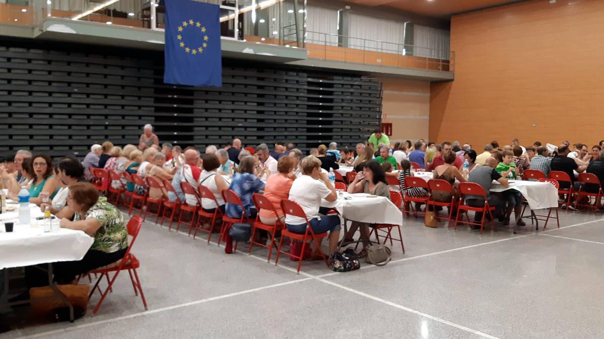 Amilly, Calcinaia i Vilanova del Camí celebraran el tradicional Dinar de Germanor dissabte de Festa Major