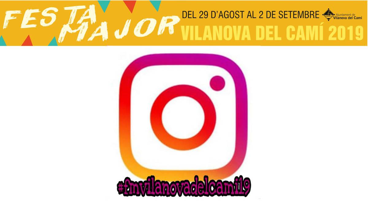 Cultura convoca un concurs a Instagram cercant les fotos més originals i divertides d'aquesta Festa Major
