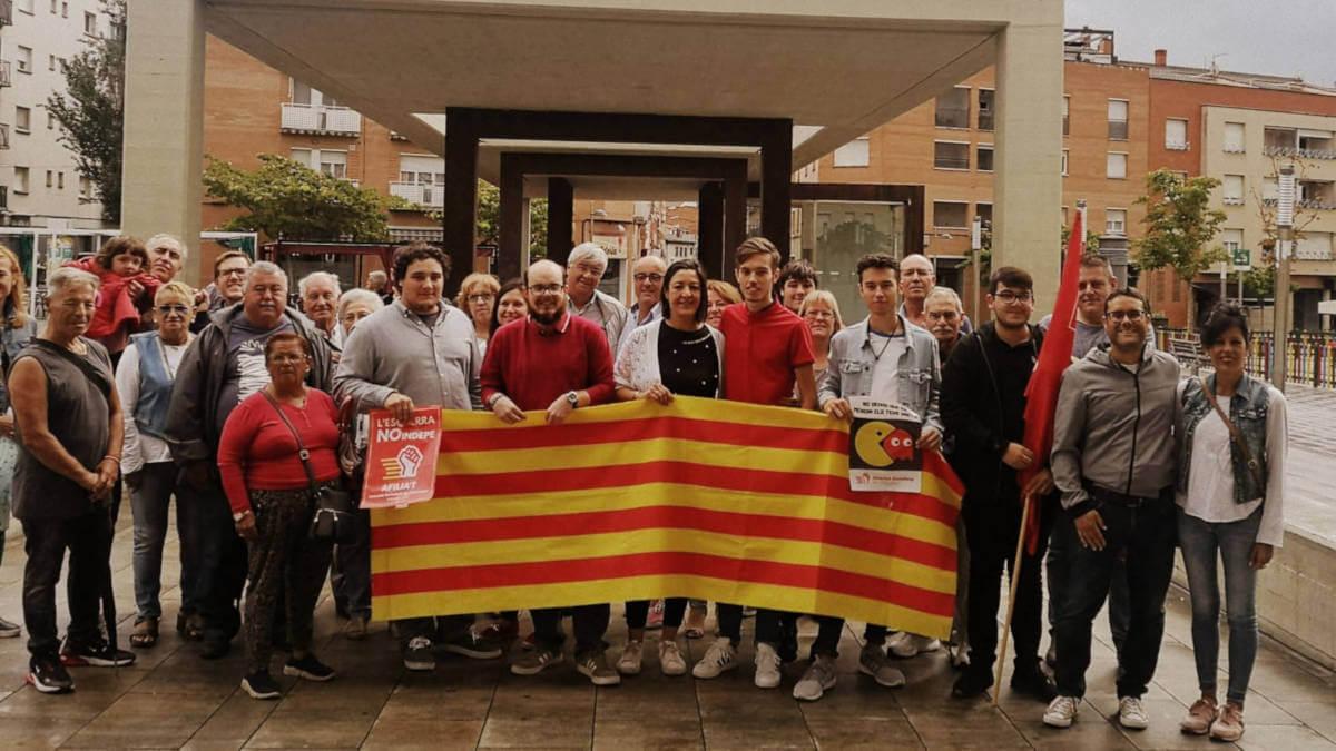 Els socialistes de l'Anoia commemoren la Diada Nacional de Catalunya