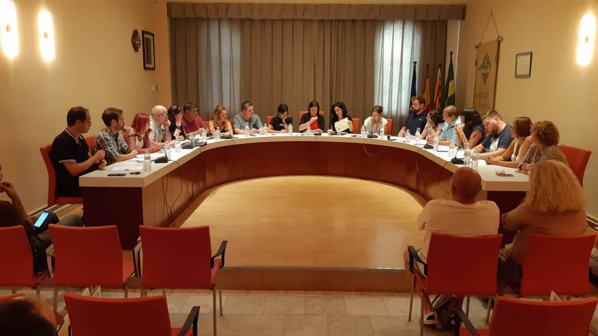 El nomenament del Jutge de Pau i l'assignació d'un nou sou a un càrrec electe escalfen el debat del Ple de setembre   CRÒNICA DEL PLE