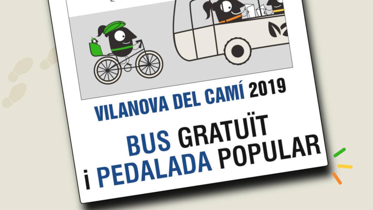 Vilanova del Camí compromesa amb una mobilitat més sostenible, saludable i segura