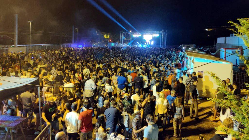 L'Embarraca't va fer ple els tres dies de Festa Major a Vilanova del Camí