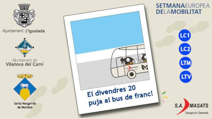 Pedalada popular aquest diumenge per celebrar la Setmana Europea de la Mobilitat